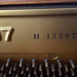 Yamaha U7H (Serial 1559736)