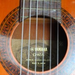 Yanaha G80A