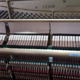 Yamaha UX30BL (Serial 4856803)