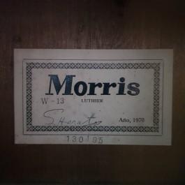 MORRIS W13