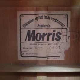 MORRIS W15