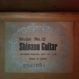 SHINNANO NO.25